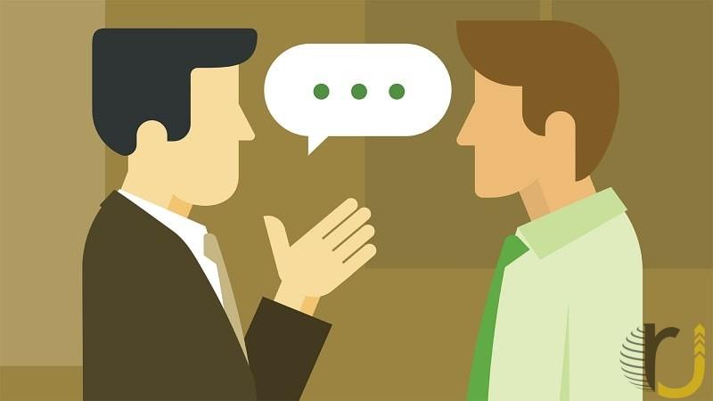 روش صحیح انتقاد از دیگران ؛ با یکدیگر گفت و گو کنید