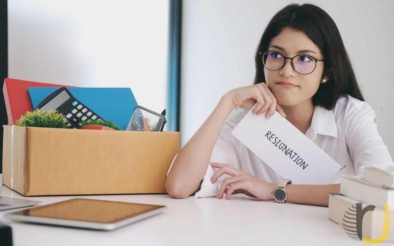 دلایل استعفای کارمندان چیست؟