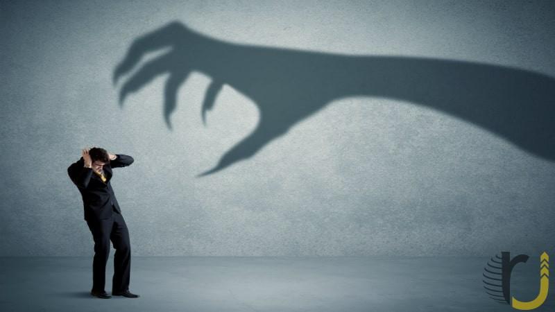 چگونه ترس را کنار بگذاریم
