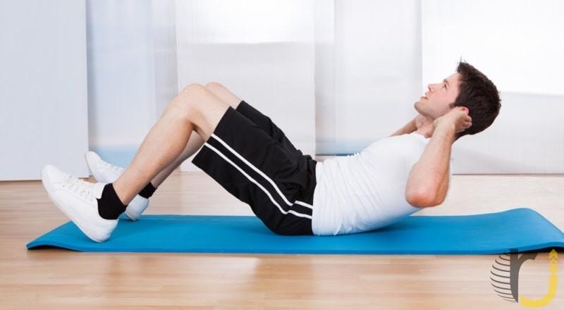برای غلبه بر تنبلی ورزش کنید
