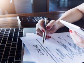 نحوه نوشتن رزومه کاری برای استخدام