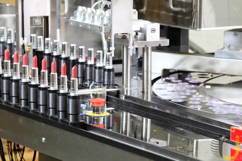کارخانه تولید لوازم آرایشی