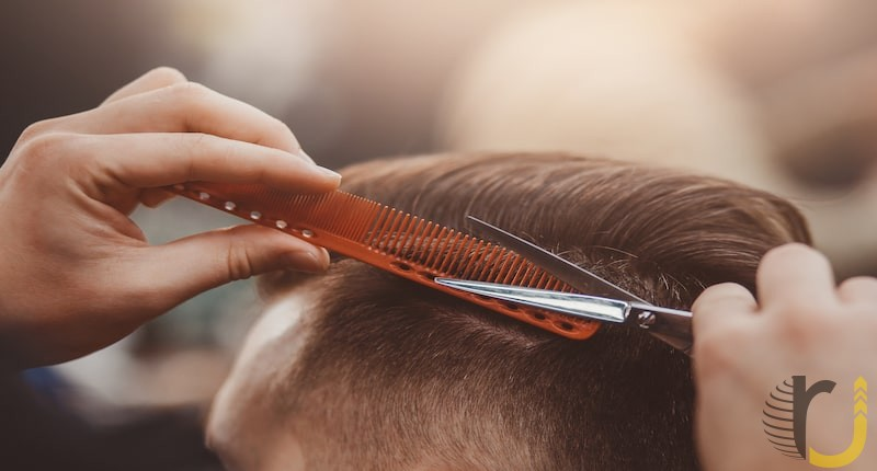 شغل آرایشگری مردانه