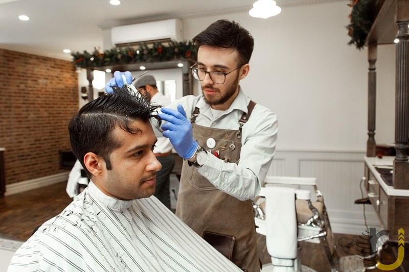 معایب شغل آرایشگری مردانه