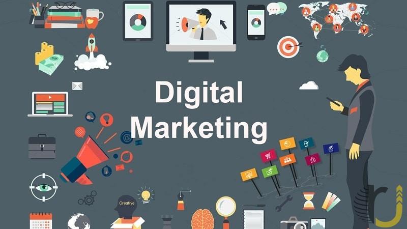 شرح شغل دیجیتال مارکتینگ