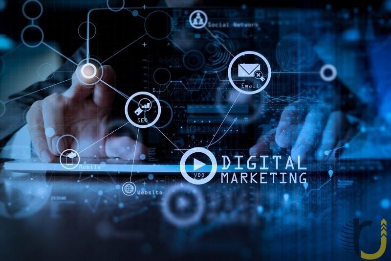 شغل دیجیتال مارکتینگ چیست؟