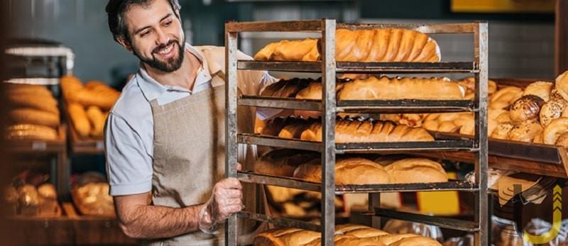 نانوایی از شغل های مرتبط با قنادی